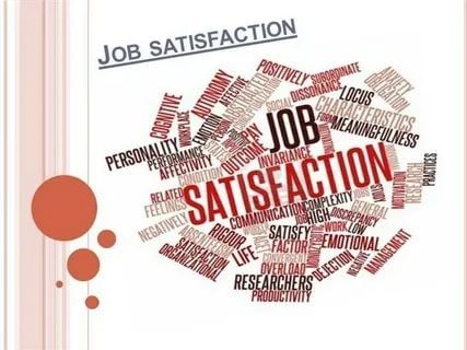 Job Satisfaction - رضایت شغلی